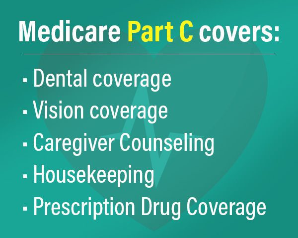 Medicare Part c covers