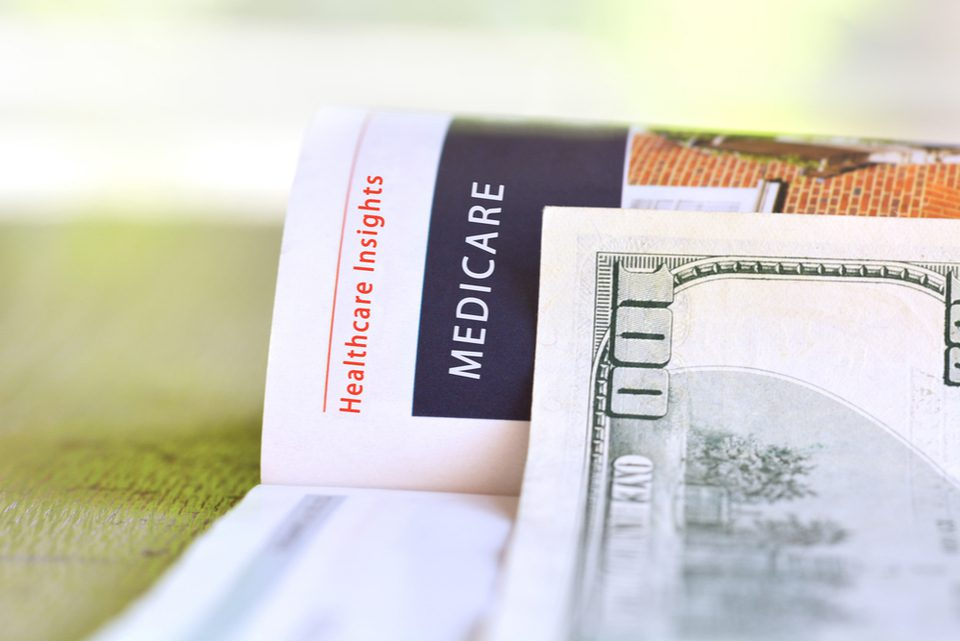 What is the cost of Medicare Part A and B?