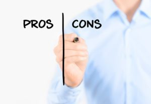 the pros and cons of Medicare Advantage vs. Medicare Supplements