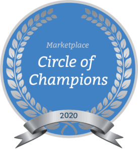 Bobby Brock Insurance is a member of the 2020 Marketplace Circle of Champions