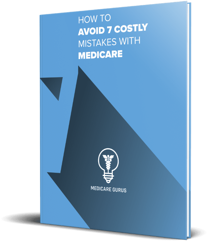 The Book How to avoid 7 costly mistakes with Medicare