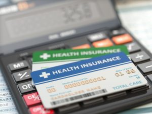 Flexible Spending Account card and Health Savings Account Card