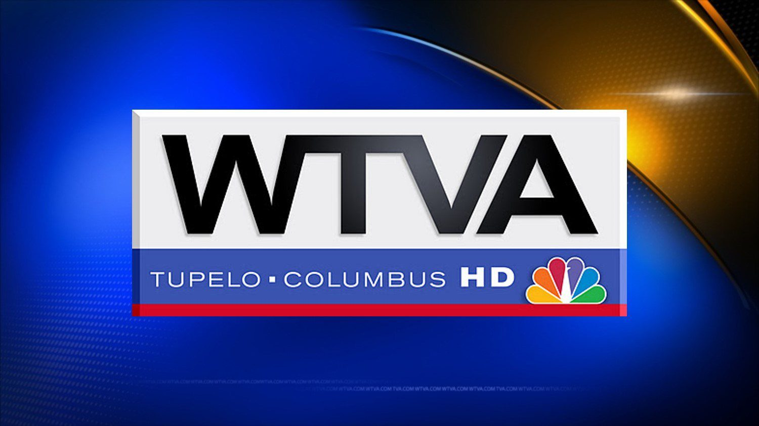 WTVA Logo who helped Brock and Credille with local advertising.