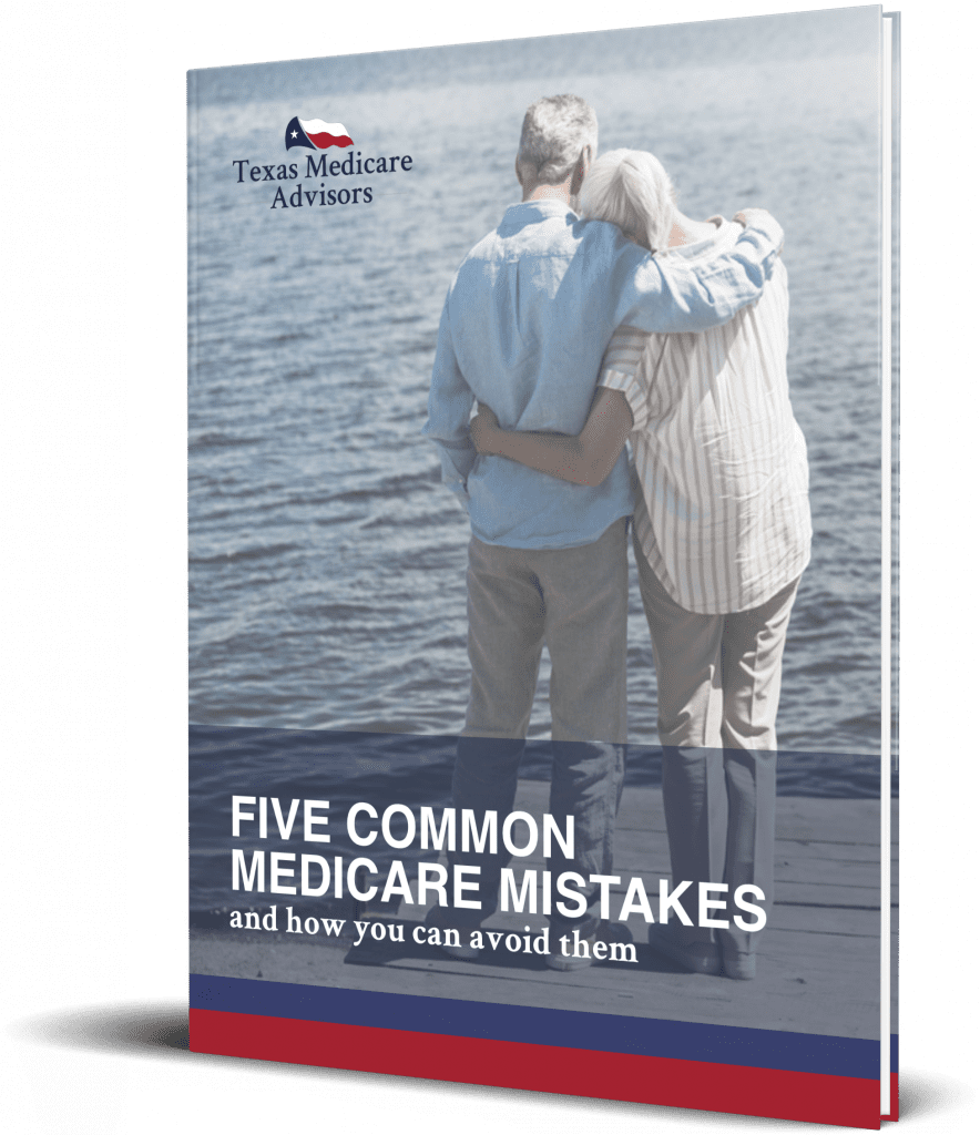 Five Common Medicare Mistakes Book Cover