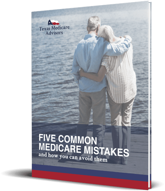 Five Common Medicare Mistakes Book