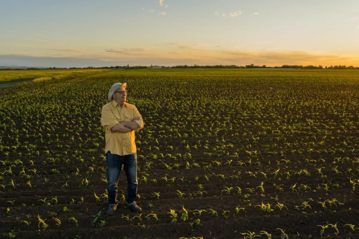 Senior farmer living in Texas thinking if is Medicare Part D is enough coverage